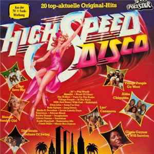Various - High Speed Disco MP3
